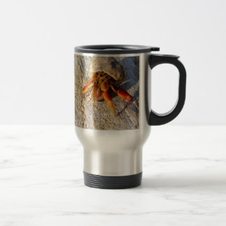 Hermit Crab Travel Mug