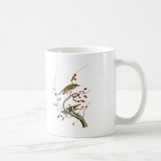 Hermit Thrush John James Audubon Birds of America Coffee Mug