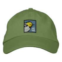 Hermit Warbler (non-distressed) Cap
