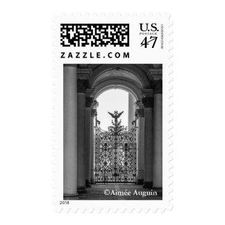 Hermitage Gate Postage Stamp