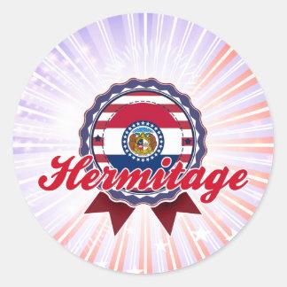 Hermitage, MO Sticker