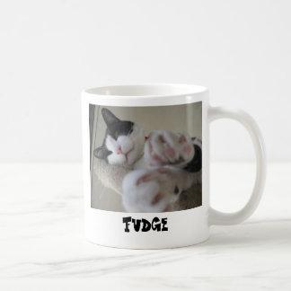Hermitage Mug- Fudge Coffee Mug