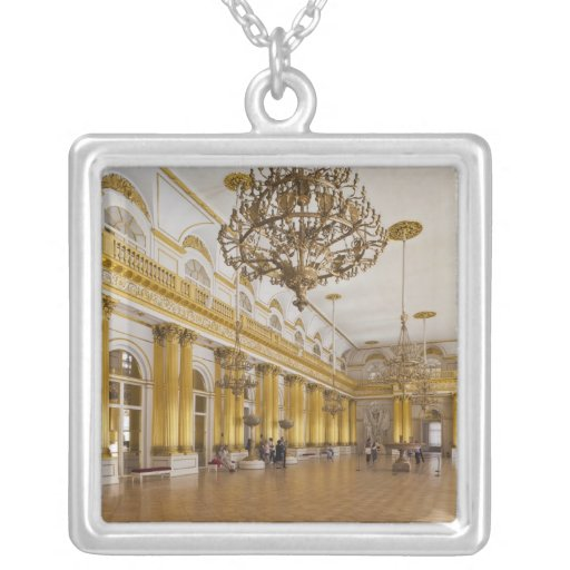 Hermitage Museum, Room 191, The Great Hall Pendant