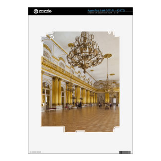 Hermitage Museum, Room 191, The Great Hall Skin For iPad 3
