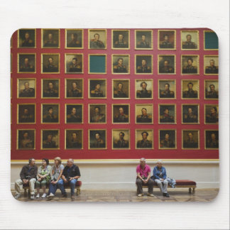 Hermitage Museum, Room 197, The 1812 War Gallery Mouse Pad
