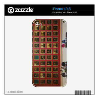 Hermitage Museum, Room 197, The 1812 War Gallery Skin For iPhone 4S