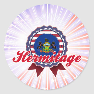 Hermitage, PA Stickers