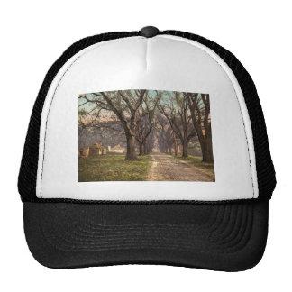 Hermitage plantation Savannah Georgia Hats