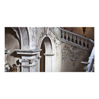 Hermitage Russian Architecture Picture Card