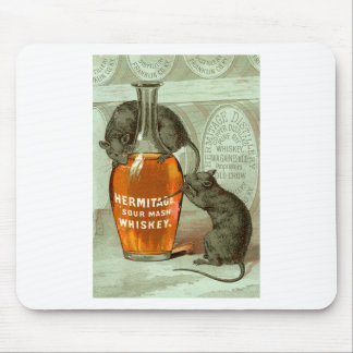 Hermitage Sour Mash Whiskey Mouse Pad