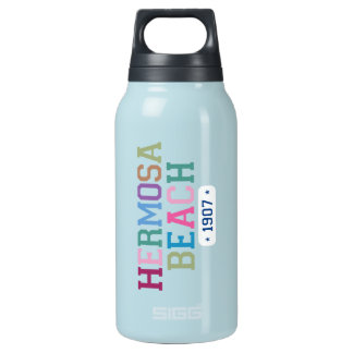 Hermosa Beach 1907 Insulated Water Bottle