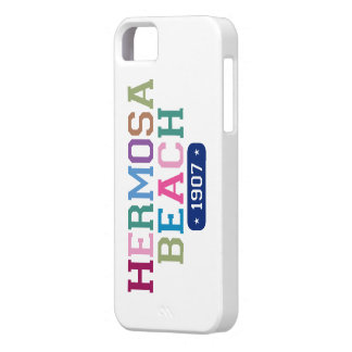 Hermosa Beach 1907 iPhone SE/5/5s Case