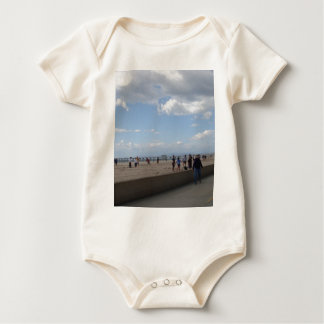 Hermosa Beach, California Baby Bodysuit