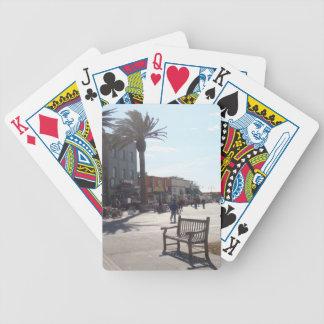 Hermosa Beach, California Playing Cards