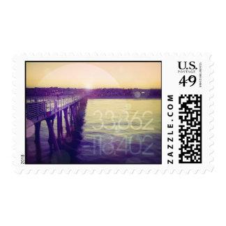 Hermosa Beach, California Stamp