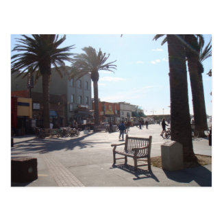 Hermosa Beach, California Postcard