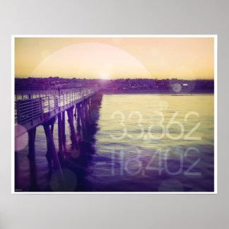 Hermosa Beach, California Posters