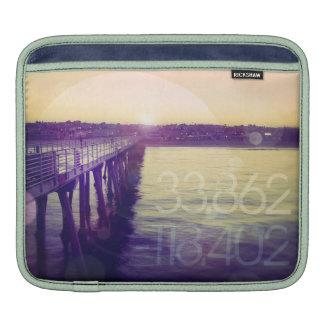 Hermosa Beach, California Sleeves For iPads