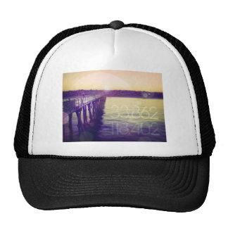 Hermosa Beach, California Trucker Hat