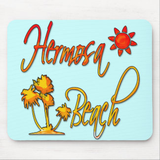 Hermosa Beach Mouse Pad