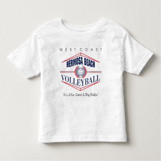 Hermosa Beach Volleyball T Shirt
