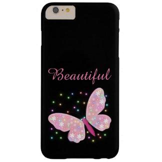 Hermosa mariposa. funda para iPhone 6 plus barely there