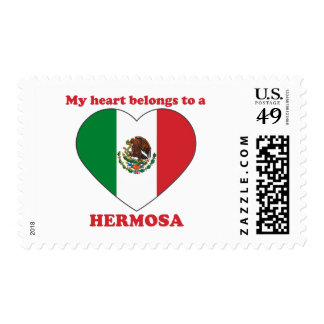 Hermosa Stamps