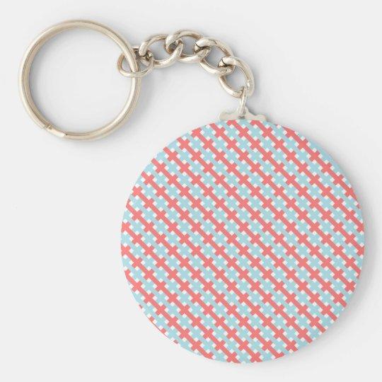 Hermosas lineas keychain