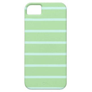 Hermosas lineas verdes para tu iPhone iPhone SE/5/5s Case