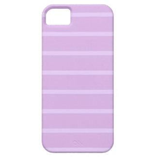 Hermosas lineas violetas para tu iPhone iPhone SE/5/5s Case