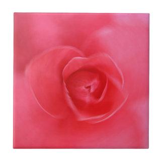 hermoso diseño radial color de rosa del arte del r azulejos