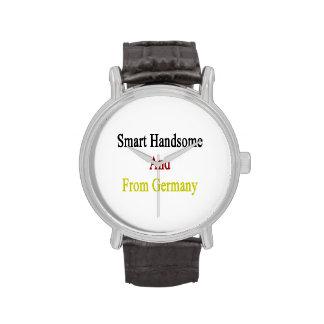 Hermoso elegante y de Alemania Relojes De Mano