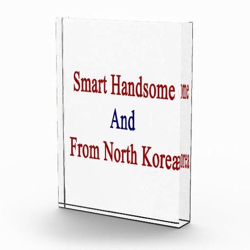 Hermoso elegante y de Corea del Norte