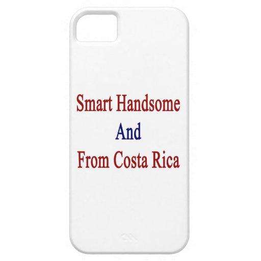Hermoso elegante y de Costa Rica iPhone 5 Funda