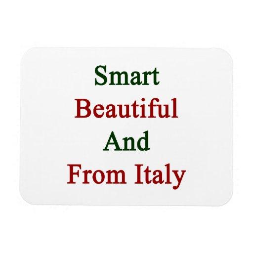 Hermoso elegante y de Italia Iman Rectangular