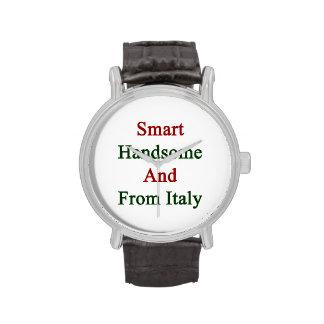 Hermoso elegante y de Italia Relojes De Pulsera
