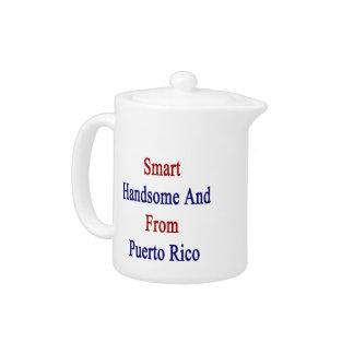 Hermoso elegante y de Puerto Rico