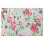 hermoso, floral, rosado, vintage, victorian, papel de seda pequeño