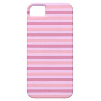 hermoso lineas Rosa iPhone SE/5/5s Case