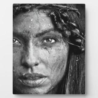 Hermoso sucio de Yolanda Placa Para Mostrar