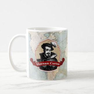 Hernan Cortes Historical Mug