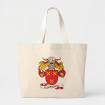 Hernandez Family Crest Bag