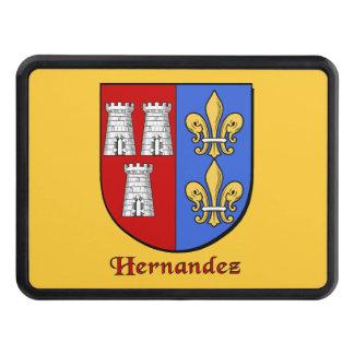 Hernandez Family Shield Hitch Cover