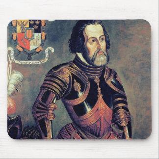 Hernando Cortes Mouse Pad