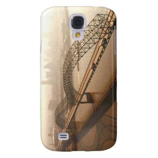 Hernando de Soto Bridge in Memphis Samsung Galaxy S4 Case