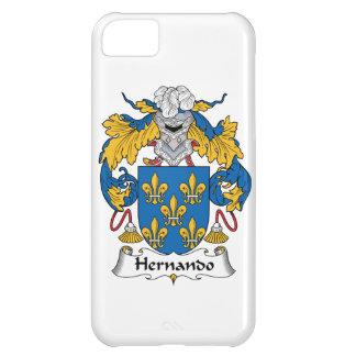 Hernando Family Crest Cover For iPhone 5C