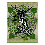 herne stag post cards