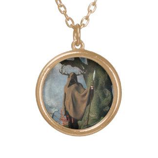 Herne the Hunter Custom Jewelry