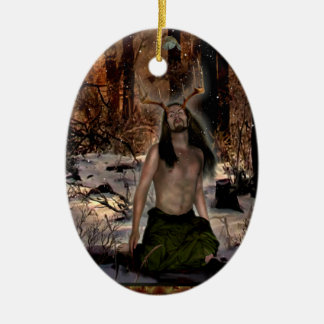 Herne, The Reborn Lord Christmas Tree Ornaments