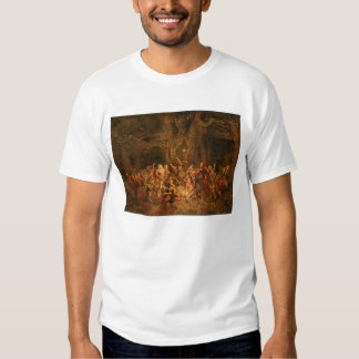Herne's Oak from 'The Merry Wives of Windsor' by W T-Shirt